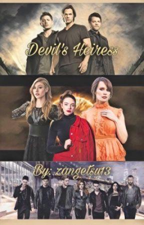 Devil's Heiress  by zangetsu13
