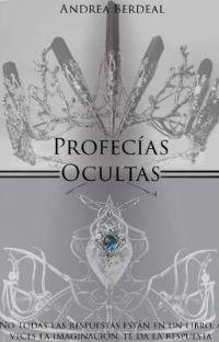 Profecías Ocultas ✔️ cover