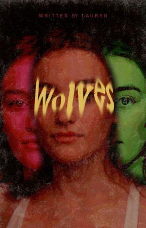 WOLVES [FINNICK ODAIR] by luminite