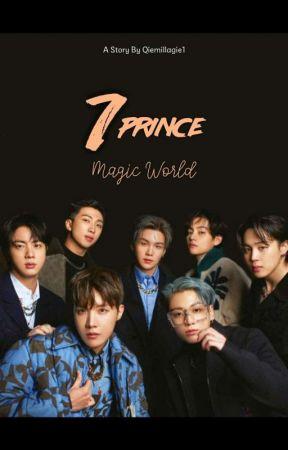 7 PRINCE MAGIC WORLD [ BTS ] by qiemillagie1