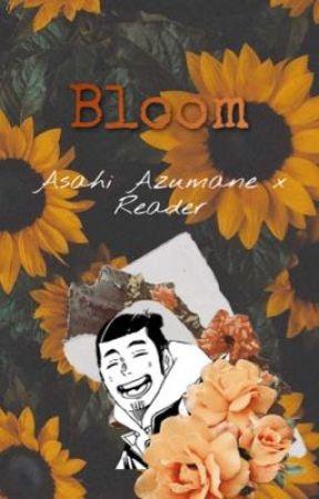 Bloom: Asahi Azumane x OC by aizawatrash300