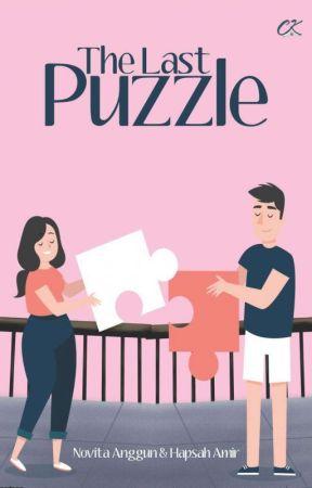 THE LAST PUZZLE by NovitAnggun