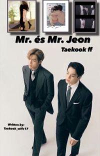 Mr. és Mr. Jeon ✔︎𝘁𝗮𝗲𝗴𝗴𝘂𝗸 [Befejezett] cover