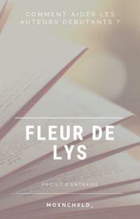 Fleur de lys [ Projet d'entraide ] cover