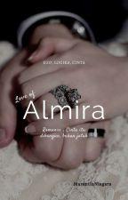 love of ALMIRA by MarentinNiagara
