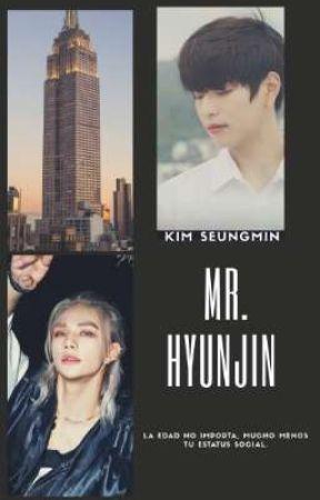 Mr. Hyunjin by jajsjajajjaja