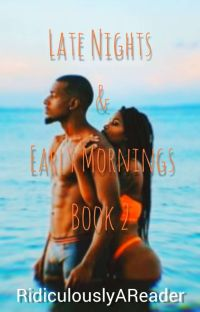 Late Nights & Early Mornings Book 2 cover
