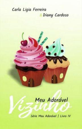 Meu Adorável Vizinho by Carla_Diany