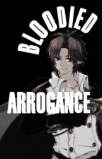bloodied arrogance    crowley eusford by chxrryfxck