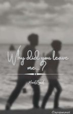 Why did you leave me...? // MarkHyuck by burndownsment