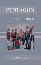Pentagon Preferences [gender neutral] by 0May0Lily0