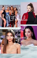 Female Celebrity Imagines by Mickey5125