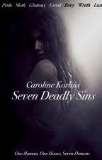 Seven Deadly Sins by CarolineKorlins