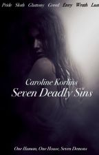 Seven Deadly Sins by CarolineKorlins