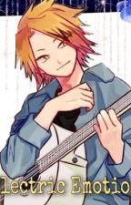 Electric Emotion  (Denki x Reader) by animelovingdumbasses