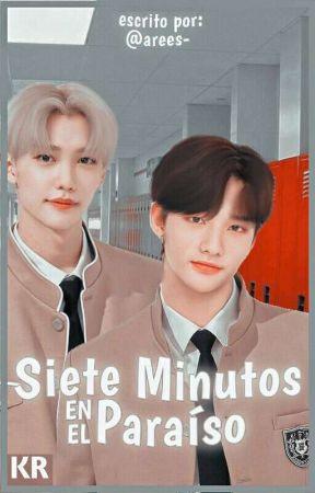 Siete Minutos En El Paraíso - Hyunlix by arees-
