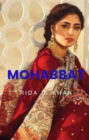 MOHABBAT by R2DKhan