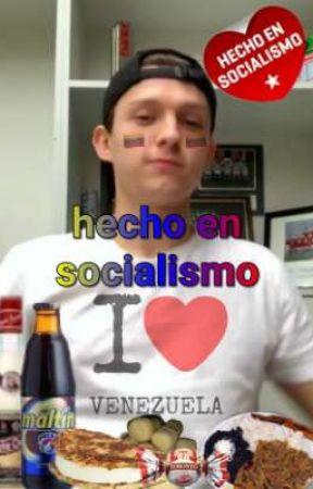 .·⭒ HECHO EN SOCIALISMO, tom hollandᵛᶻˡᵃ by DramePrincess