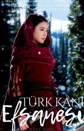 Türk Kanı Efsanesi by GeceKusuD
