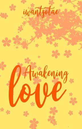 Awakening Love • Jeon JungKook by iwantsotae