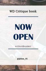 WD Critique Book (OPEN) by johnn_95