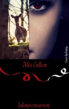 Alia Cullen  by Lalouvemarron