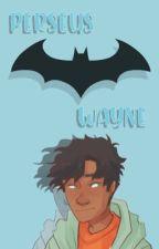 Perseus Wayne by iwaliotz