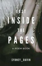 Lost Inside The Pages | poetry book by Sydney_Davin