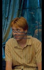𝐬𝐡𝐞𝐧𝐚𝐧𝐢𝐠𝐚𝐧𝐬, fred weasley by obliderated