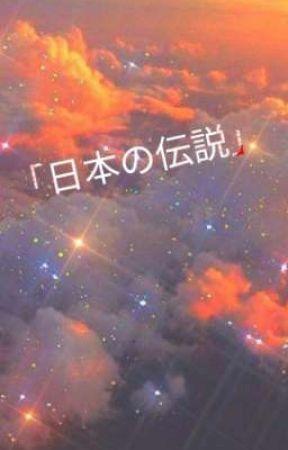 「Japońskie Legendy」 by __Ym_Ktos__