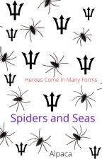 Spiders and Seas by amtgurly