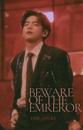 Beware Of The Emperor! / Vkook by iam_chibiusa