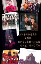 Avengers / Spiderman one-shots by SiamJetJaz