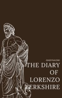 The Diary of Lorenzo Berkshire (ON HOLD) cover