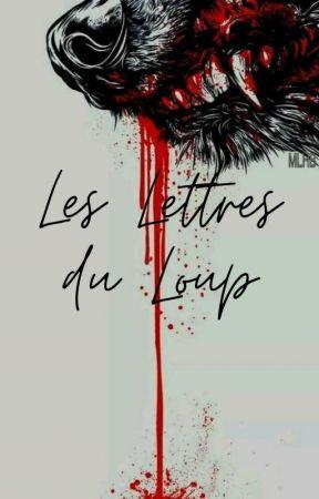 Les lettres du Loup by Argileverte