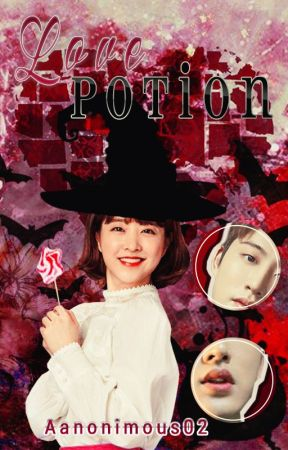 Love Potion (B.I - IKON) by Aanonimous02
