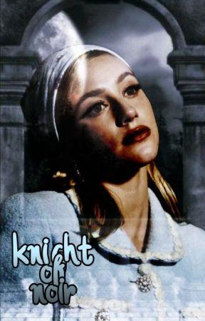 KNIGHT OF NOIR, remus lupin by voidcaroline
