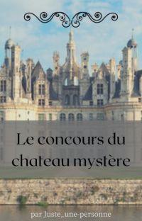 Le concours du château mystère cover