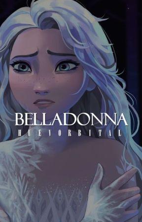 BELLADONNA ━━ elsa of arendelle by -OrbitalEgg-