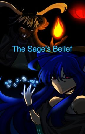 The Sage's Belief (Book 3 Of The Magical Chronicles) by Inklingarch4603