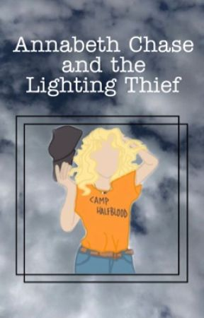 Annabeth Chase and the Lighting Thief by malguino