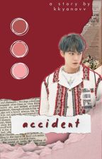 Accident ; Kim Doyoung by Kyana_ssi