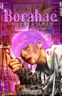 BORAHAE | Graphic Shop💜 cover
