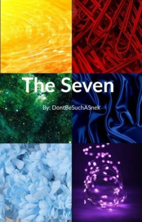The Seven - Sanders Sides Seven Deadly Sins  by DontBeSuchASnek