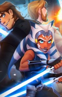 Clone wars Fan Art cover