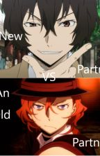 Soukoku A new partner vs An old partner by purplebunnyqueen