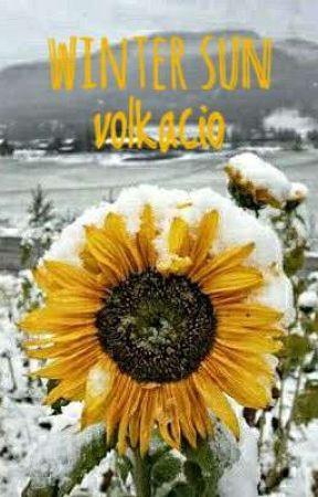 Winter sun   Volkacio by AoiEsAzul