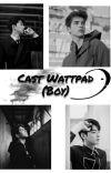 Cast Wattpad (Boy) cover