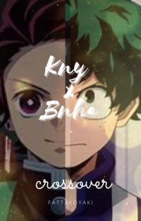 Kny x bnha (kimetsu no yaiba and boku no hero academia) cover