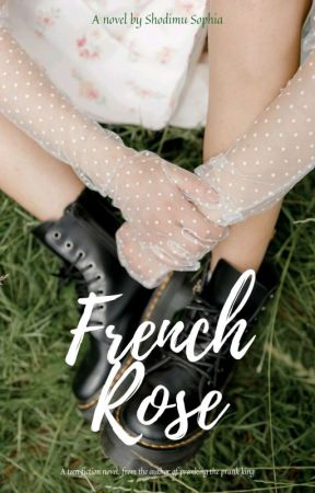 French Rose by Dream_Writer11